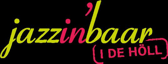 Logo JAZZ IN BAAR –I DE HÖLL