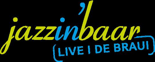 Logo JAZZ IN BAAR –LIVE I DE BRAUI